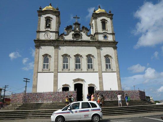 Salvador Bus Turistico: Igreja de Bonfim