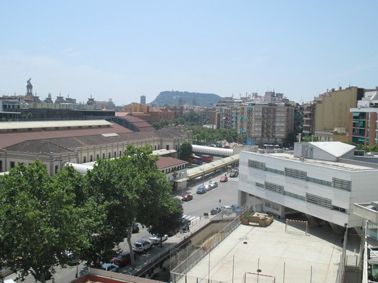 Residencia Onix : View from the roof top pool