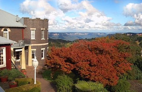 Hotel Mountain Heritage - Blue Mountains : Mountain Heritage Hotel and Spa