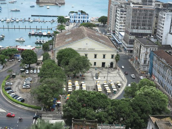 Salvador Bus Turistico: Mercado Modelo