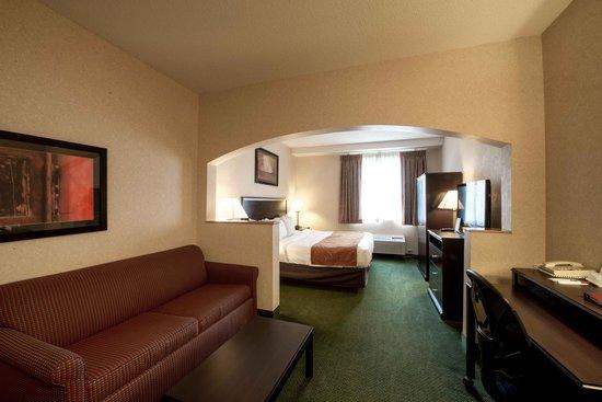Comfort Suites Dillon: King Suite