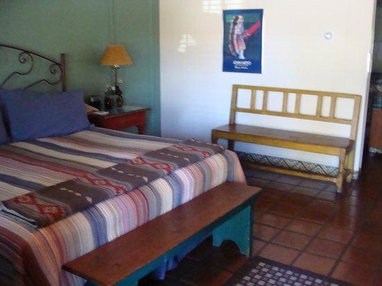 Santa Fe Motel & Inn: our room
