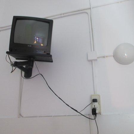 Hostal Gat Raval: el televisor nunca anduvo
