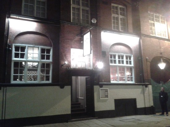 The Whippet Inn: The Whippet.York