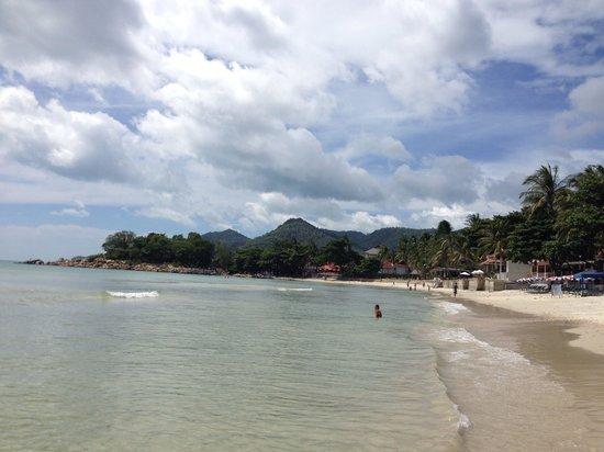 Samui Resotel Beach Resort: Spiaggia