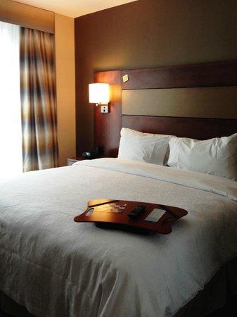 Hampton Inn Manhattan Grand Central: Hotel Room - king bed