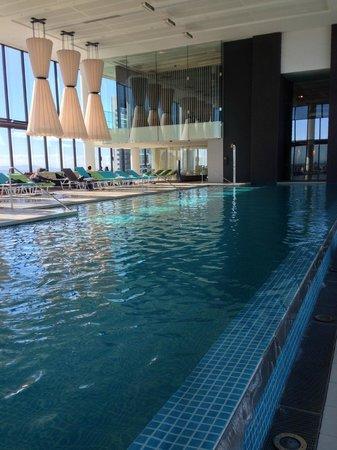 Swimming Pool Picture Of Crown Metropol Melbourne Melbourne Tripadvisor