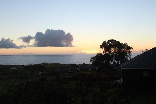 Cabanas Mana Ora: Puestas de sol increibles