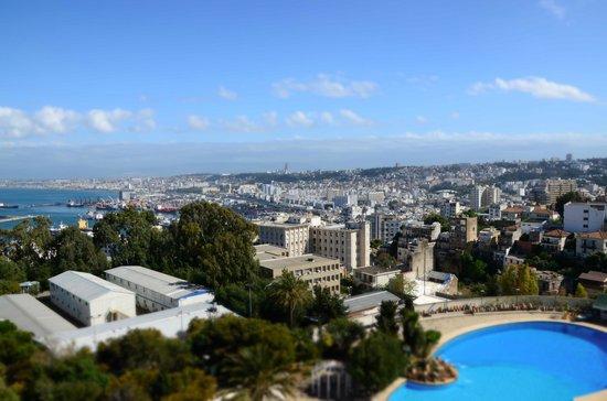 El Aurassi Hotel: vistas