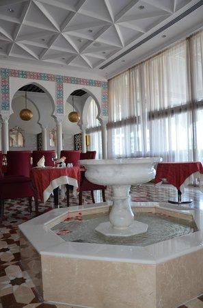 El Aurassi Hotel: Restaurante tradicional