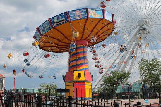 Chicago in swinger