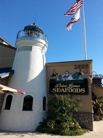 Point Loma Seafoods : New Building Looks Good