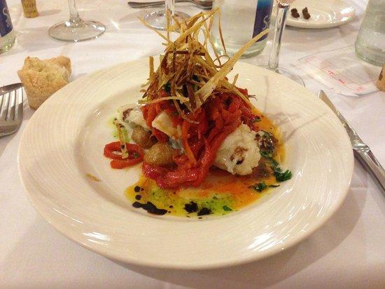 Iberostar La Bocayna Village : High quality restaurant dinner (included in room price!)