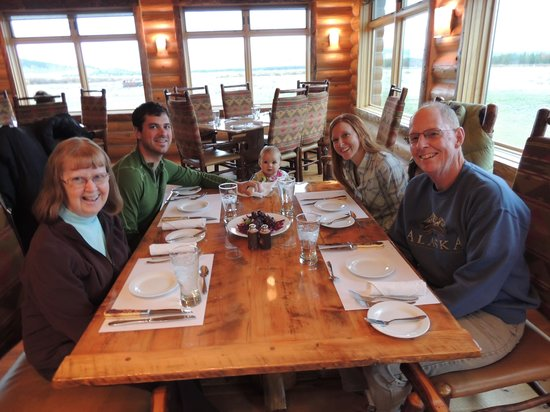 Bar N Ranch Restaurant: A Table Set for Royalty