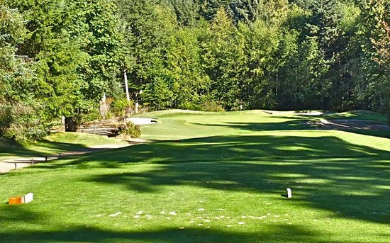 Storey Creek Golf Course: a great par 3