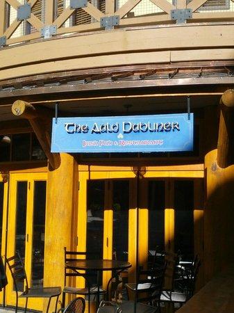 Auld Dubliner Irish Pub and Restaurant Exterior