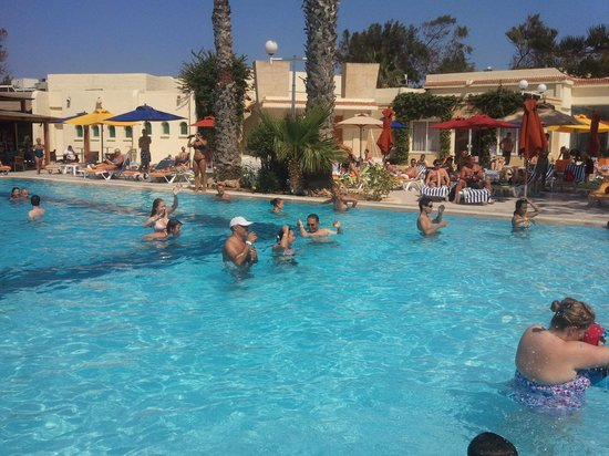 Hotel Abou Sofiane : pisine