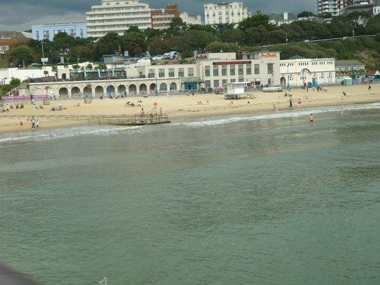 Hotel Collingwood: Beach aerea