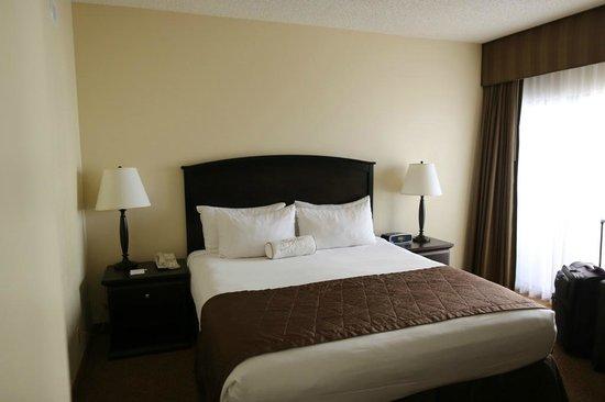 โปโลทาวเวอร์รีสอร์ท: Bedroom