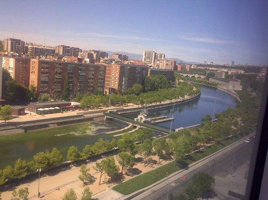 NH Madrid Ribera del Manzanares: Un lugar distinto en Madrid