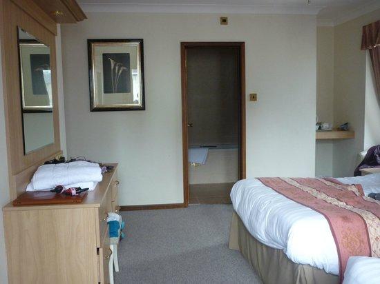 Hotel Collingwood: room