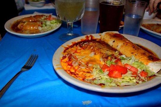 Blue Bonnet Mexican Food Denver