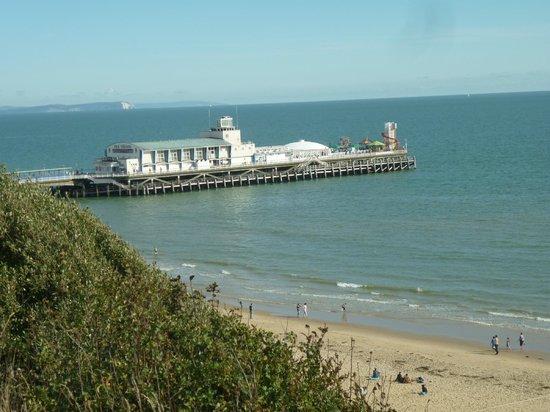 Hotel Collingwood: pier