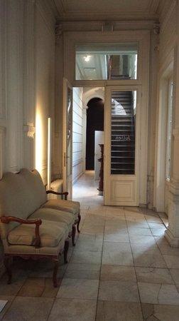 Hotel Julien: Entrance