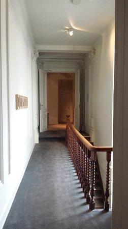 Hotel Julien: First floor to room 16