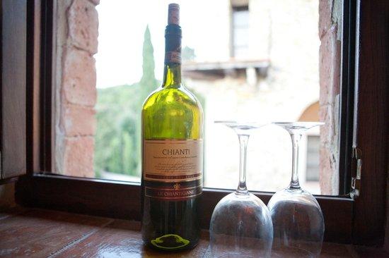 Borgo Il Poggiaccio: Window of our suite