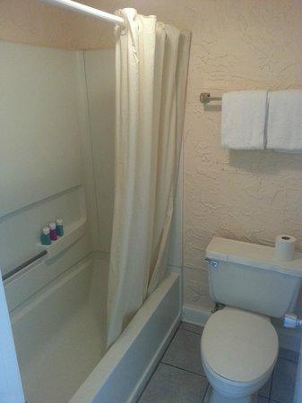 Sea Mist Oceanfront Resort: Bathroom