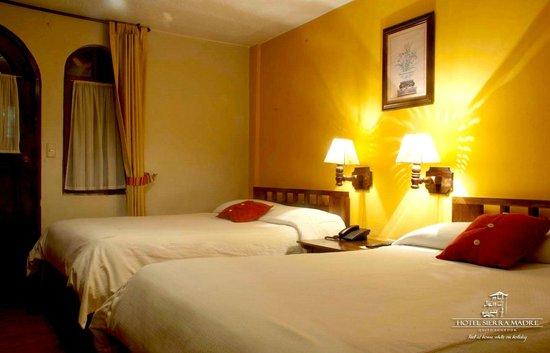 Room, Hotel Sierra Madre, Quito, Ecuador.