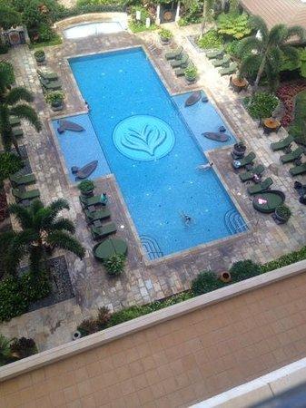 Beach Villas at Ko Olina: Quiet Pool Area