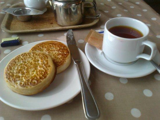 Old Fashioned Tea Rooms