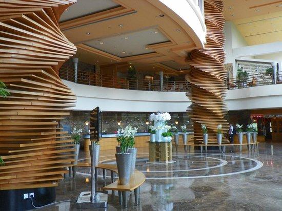 Sofitel Saigon Plaza: Lobby of hotel