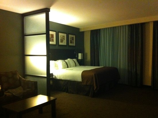 Holiday Inn Hotel & Suites Saskatoon Downtown: lovely room