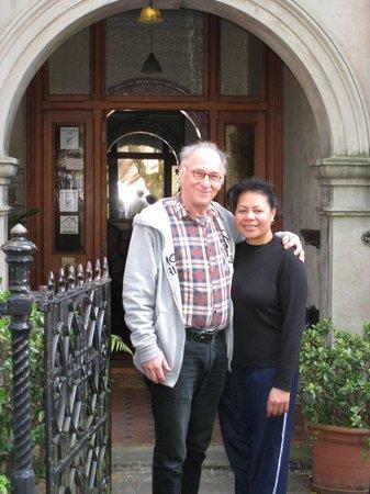 Braemar on Parliament Street B&B Auckland: La maison