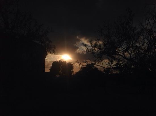 B&B San Leone: Valle dei templi al tramonto