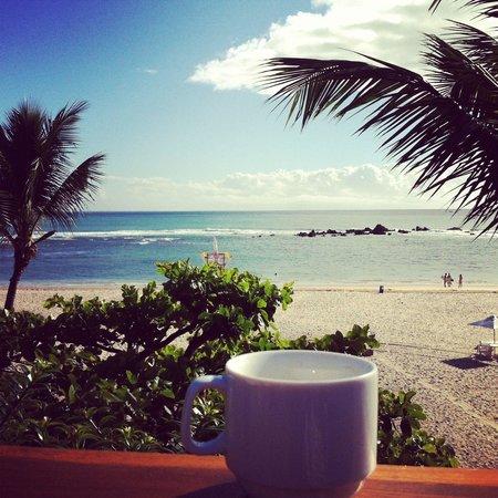 Sambass Hotel: No Café da manhã