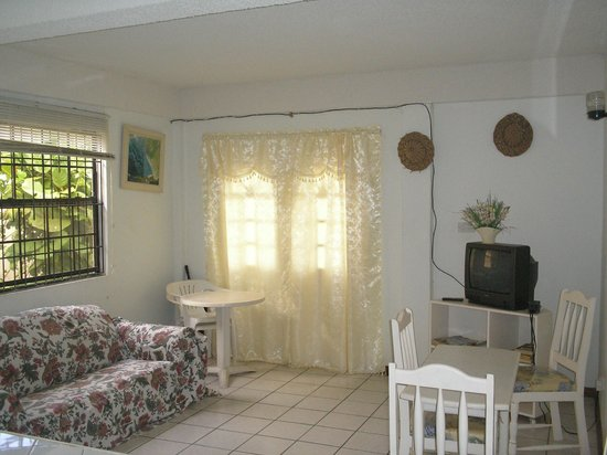 JTS Apartments: Sitting room