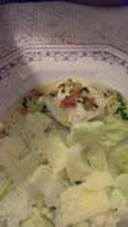 Fleurs de Thym : Cheese salad