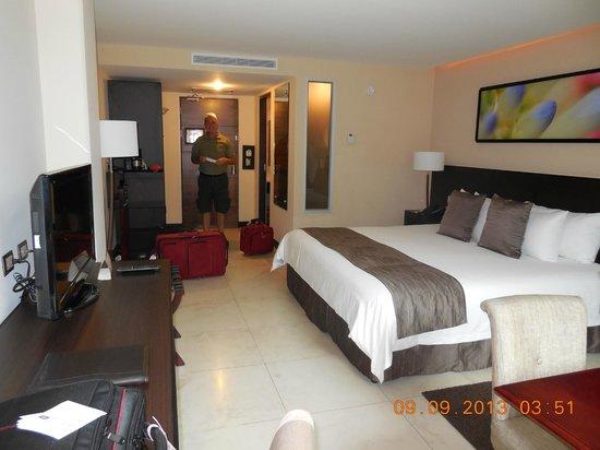 Studio Hotel : Our room