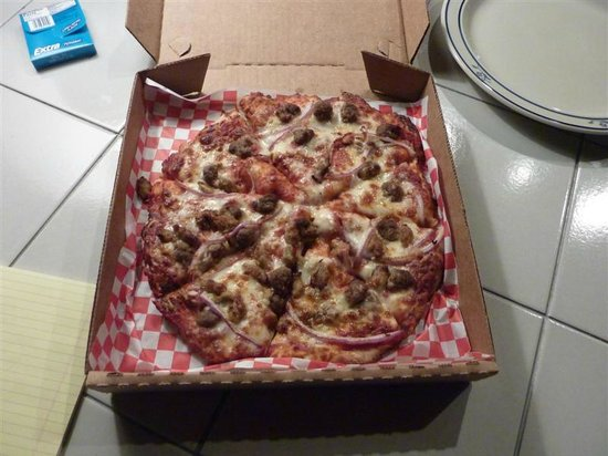 Upper Crust Pizza: Pizza from Upper Crust