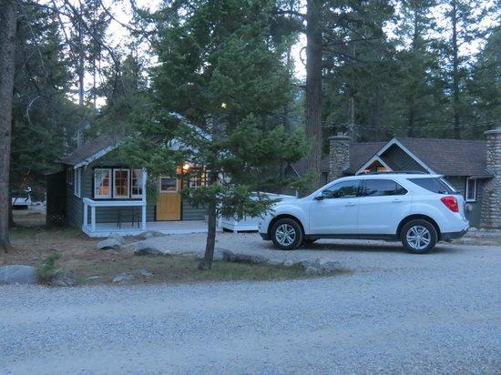 Tekarra Lodge: cabin