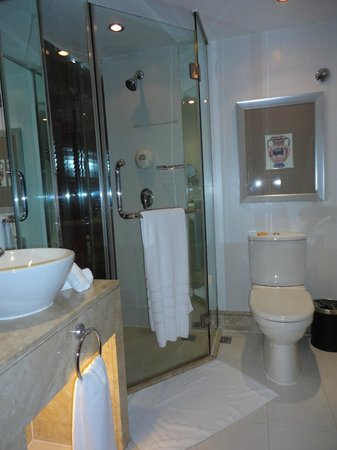 Mercure Xian on Renmin Square: bathroom