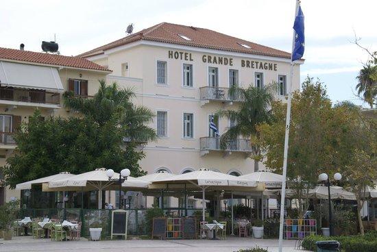 Grande Bretagne Hotel Nafplio: Picture of hotel