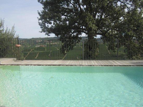 Pool at Palas Cerequio