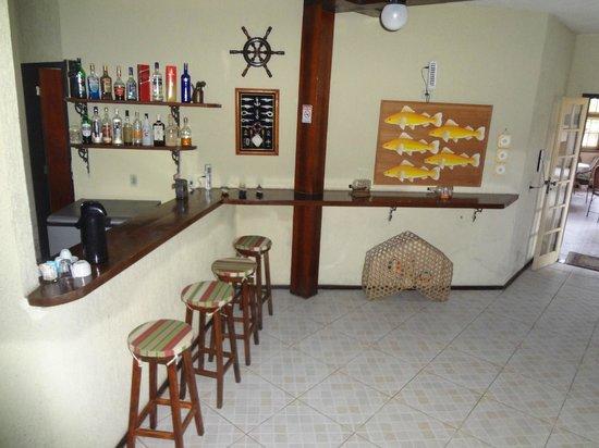 Pousada Portal de Paraty : Área do bar