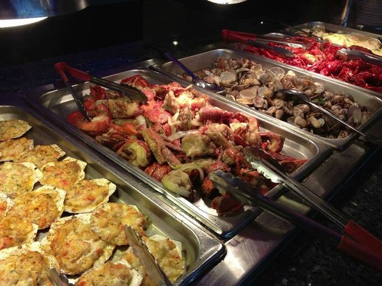 lobster picture of nippon grill seafood buffet west springfield rh tripadvisor com buffet in springfield mo mesa buffet springfield ma