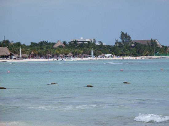 The Royal Haciendas All Suites Resort & Spa: Beach at the Royal Haciendas